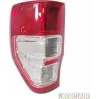 Lanterna Traseira - Fitam - Ranger 2013 Até 2016 - Vermelho/Branco - Lado Do Motorista - Cada (Unidade) - 31173E