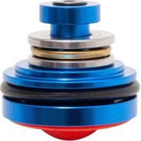 Cabeça De Pistão Silencioso Convexo Universal Em Alumínio Quick Shot - Unissex