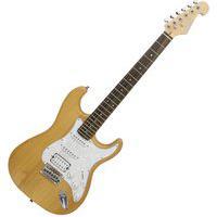 Guitarra Elétrica Strato Thomaz Teg-320 Maple Natural