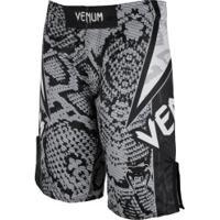 Bermuda Venum Fight Snake Evo Light 2.0 - Masculina - Cinza