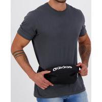 Pochete Adidas Daily Linear Preta