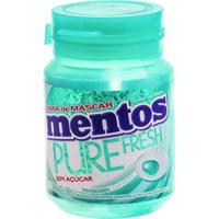 Goma De Mascar Mentos Pure Fresh Wintergreen 56G