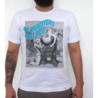 Of Monsters And Men - Camiseta Clássica Masculina