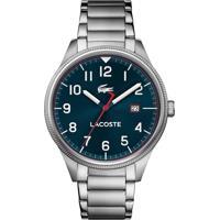 Relógio Lacoste Masculino Aço - 2011022