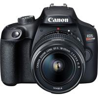 Câmera Digital Eos Rebel T100 Canon