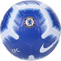 ... Bola De Futebol Campo Chelsea Nike Cfc Strike - Unissex c8a2e651a8deb