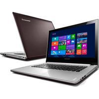 "Notebook Lenovo Z400-592463P - Intel Core I5-3210M - Ram 8Gb - Hd 1Tb - Led 14"" - Windows 8"