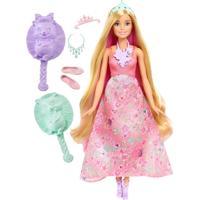 Boneca Barbie - Dreamtopia - Princesa Cabelos Mágicos - Mattel - Feminino