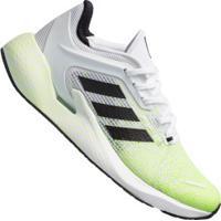 Tenis Adidas Alphatorsion Masculino - Branco/Verde Cla