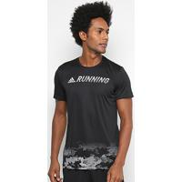 Camiseta Adidas Gráfica Response Masculina - Masculino