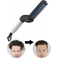 Escova Elétrica Para Cabelo E Barba Hairpro
