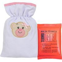 Bolsa Térmica Padroeira Baby Charminho Rosa