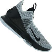 Tênis Nike Lebron Witness Iv - Masculino - Branco/Preto