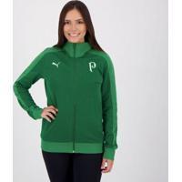 Jaqueta Puma Palmeiras Track Feminina - Feminino