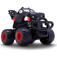 Carrinho Bate Transforma - Shock Car - Morcego - Rosita