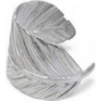 Bracelete Vestopazzo Pluma Feminino - Feminino-Prata