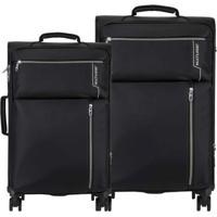 """Conjunto De Malas Travel Bags 4 Rodas 20"""" E 24"""" Multilaser"""