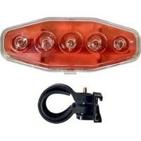 Lanterna De Segurança Para Bicicleta - Unissex