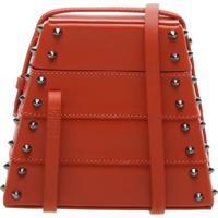 New Bucket Bag Lola Box Studs Red | Schutz