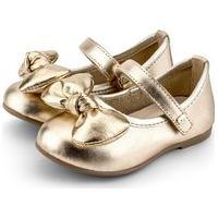 Sapatilha Infantil Bibi Anjos Mini Dourado - 1072260