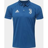 Camisa Polo Juventus Adidas 17/18 Viagem Masculina - Masculino