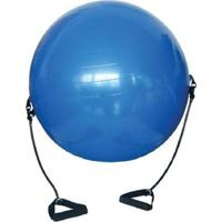 Bola Suiça Pilates Yoga Puxador Corda Wct Fitness 4007