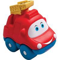 Carrinho Mordedor - Funny Car - Algazarra Vermelho