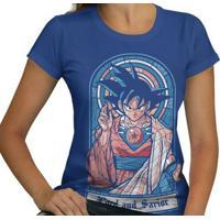 Camiseta Saint Goku