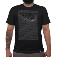 The Raven By Edgar Allan Poe - Camiseta Clássica Masculina