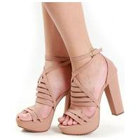 Sandália Modarpe Meia Pata Rosa M17