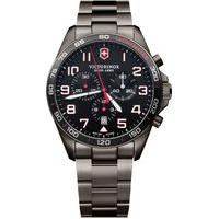 Relógio Victorinox Swiss Army Masculino Aço Preto - 241890