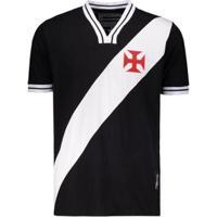 fb07c0c8b753a Netshoes  Camisa Vasco Da Gama 74 Retrô Masculina - Masculino