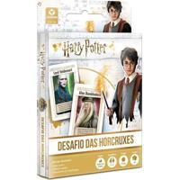 Jogo De Cartas Harry Potter Desafio Dos Horcruxes - Copag