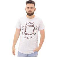Camiseta Masculina Estampa Polo Gr - 518