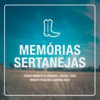 Memórias Sertanejas Cd Sertanejo