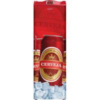 Cervejeira Expm 200L Porta Cega Vermelho Venax 110V