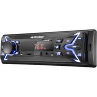 Som Automotivo Mp3/4X25W/Usb/Sd/Aux/Bluetooth Multilaser