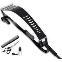 Máquina De Cortar Cabelo Mondial Hair Stylo Ii Cr-06 220V - Masculino-Branco+Preto