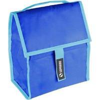 Bolsa Térmica Dobrável 5L Azul Soprano - Unissex
