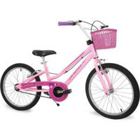 Bicicleta Feminina Aro 20 Bella - Feminino