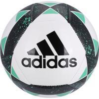 57281c3f45 ... Bola De Futebol De Campo Adidas Starlancer V - Branco Verde