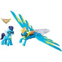 Conjunto Figuras Com Veículo - My Little Pony - Spitfire E Soarin - Hasbro - Feminino