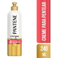 Creme Para Pentear Pantene Cachos Hidra-Vitaminados Crespo 240G