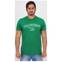 Camiseta New Era Nfl Green Bay Packers Iv Verde