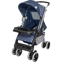 Carrinho De Bebê Reversivel Tutti Baby Thor Azul