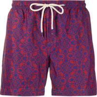 Peninsula Swimwear Short De Natação Marettimo M4 - Vermelho