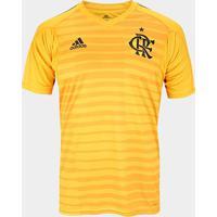 Camisa De Goleiro Flamengo I 2018 S/N° Torcedor Adidas Masculina - Masculino