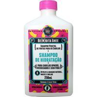 Shampoo Lola Cosmetics Ghee De Hidratação Banana E Aloe Vera