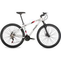 Bicicleta Mazza Bikes New Times - Aro 29 Disco - Shimano 21 Marchas - Mzz-900 - Unissex