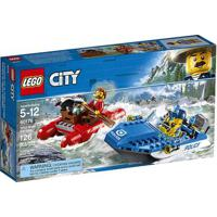 Lego City Fuga No Rio Furioso 60176 Lego 60176
